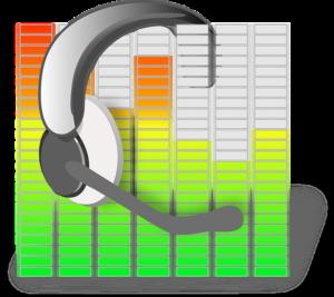 Soundprofile beim Headset zum einstellen von beispielsweise 7.1 oder 5.1 surround sound beim Gaming Headset