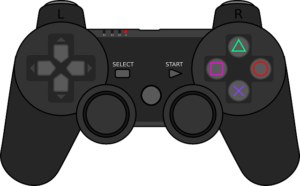 Ein playstation controller für ps4 gaming headsets